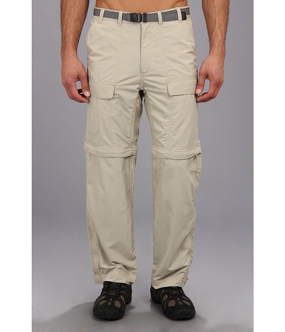 White Sierra - Trail Convertible Pant (Stone) Mens Casual Pants