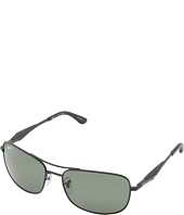 Ray-Ban - RB3515 Polarized 61mm