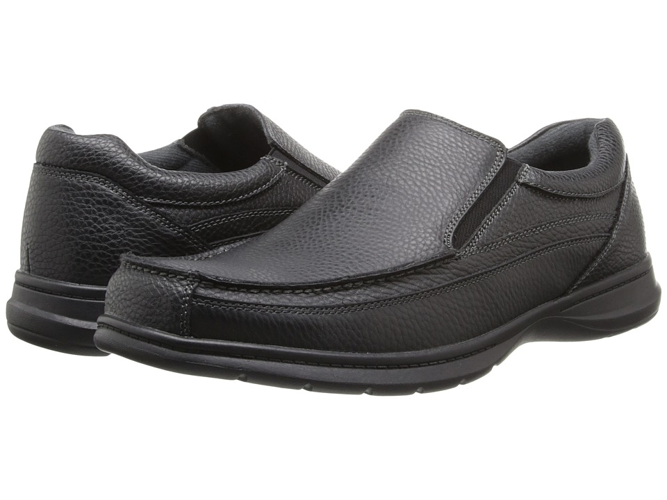 Dr. Scholls Bounce Black Mens Slip on Shoes