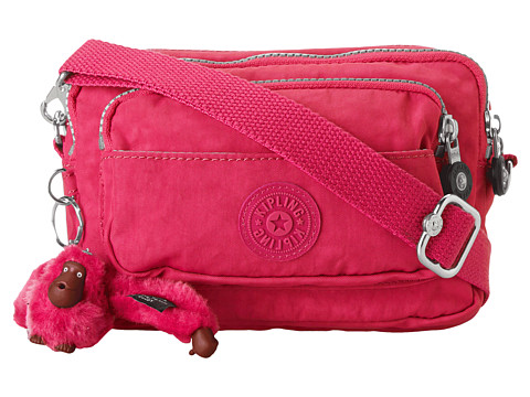 Kipling Multiple Belt Crossbody Bag