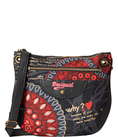Desigual - Brooklyn Bolas Rojas Crossbody