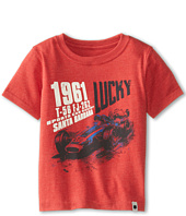 Lucky Brand Kids - Race Car Tee (Toddler)