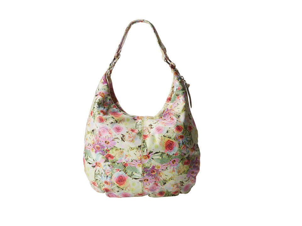 Hobo Gabor (Rose Garden Vintage Leather) Hobo Handbags