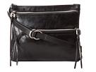 Hobo Cassie (Black Vintage Leather)