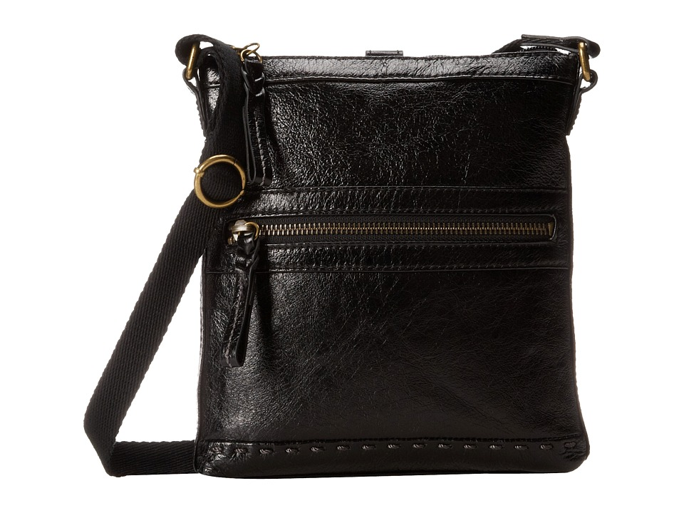 The Sak - Pax Swing Pack (Black Onyx) Cross Body Handbags