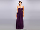 Donna Morgan Laura Gown (Plum)