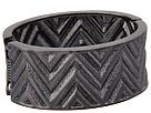GUESS Chevron Stripe Wide Stretch Bracelet