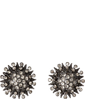 GUESS - Starburst Button Earring