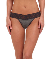 Hanky Panky - Heather Jersey Original Rise Thong