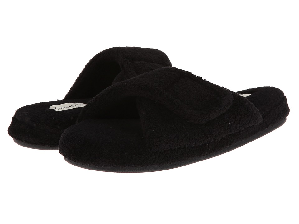 Daniel Green Ava Black Womens Slide Shoes