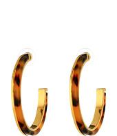 Vince Camuto - Argentine Villa Tortoise Hoop Earrings