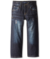 Lucky Brand Kids - Beach Billy Straight Rip & Repair Jean (Little Kids/Big Kids)