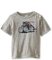 Lucky Brand Kids - Cafe Racer Tee (Infant)