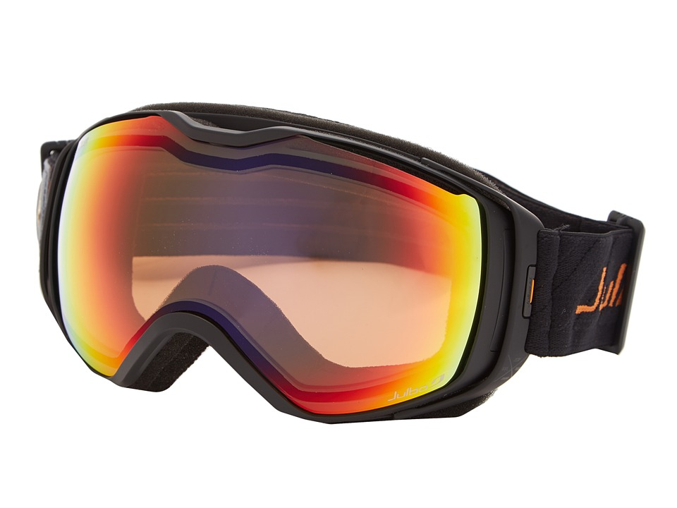 Julbo Eyewear Universe Goggle Black/Red Snow Tiger Lens Snow Goggles