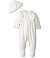 Chloe Kids - Velour Footie With Bonnet In A Box Set (Infant)