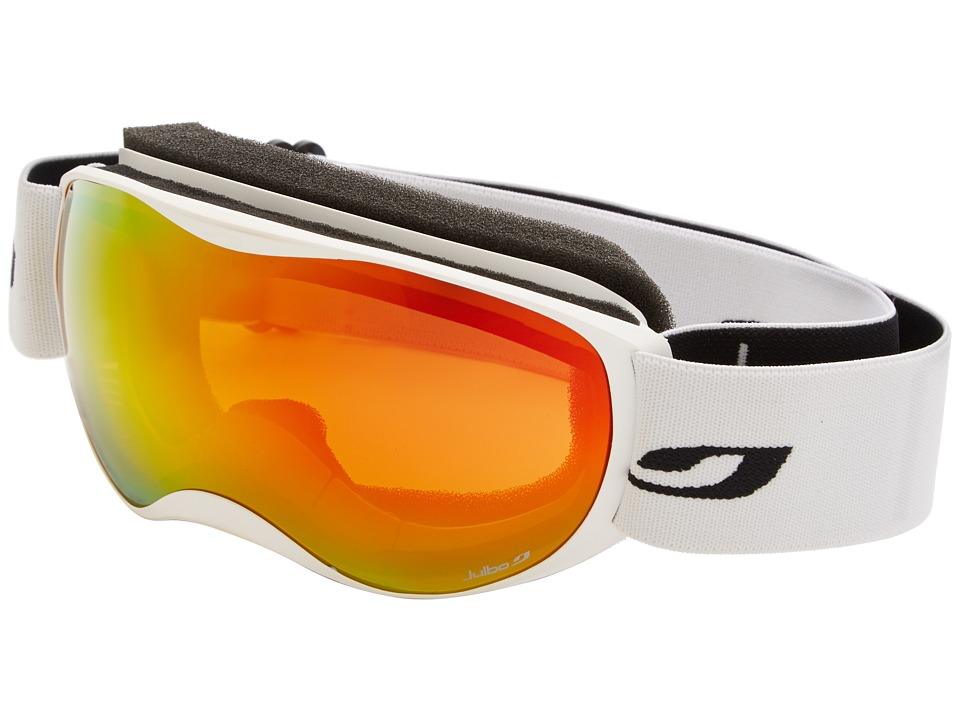 Julbo Eyewear Atmo Goggle Kids White/Orange Orange Lens Snow Goggles