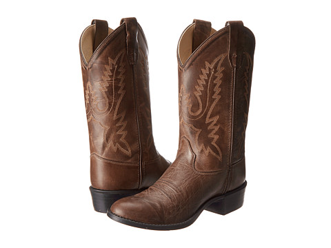 Old West Kids Boots Western Boots (Big Kid)
