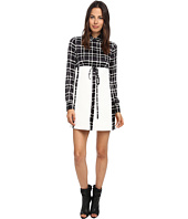 DSQUARED2 - Gingham Pattern Shirt Dress