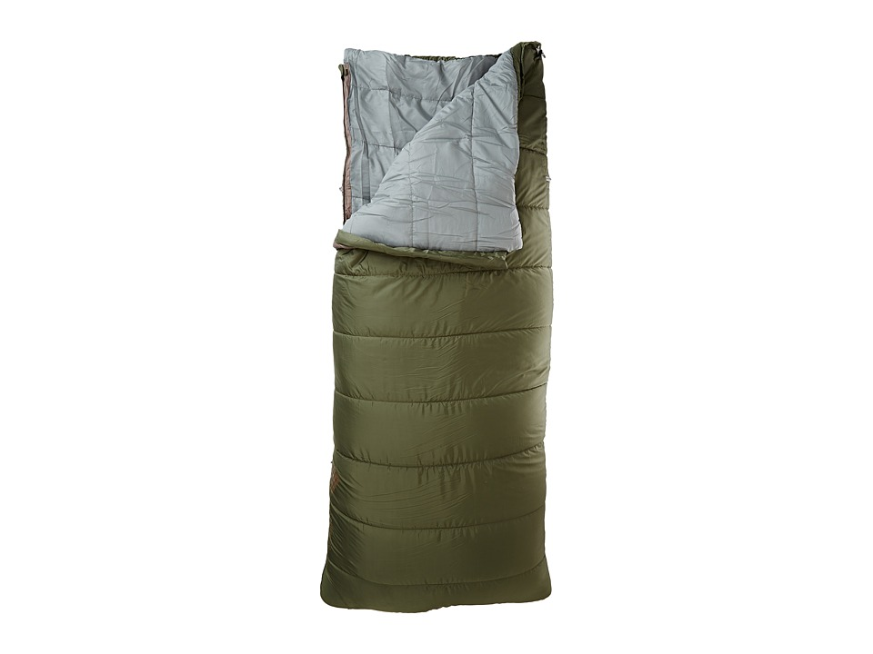 Kelty Callisto 20 Degree Sleeping Bag Regular RH Cypress Green Outdoor Sports Equipment