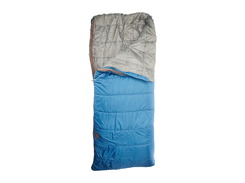 Kelty Callisto 35 Degree Sleeping Bag Regular RH Moroccan Blue Outdoor Sports Equipment