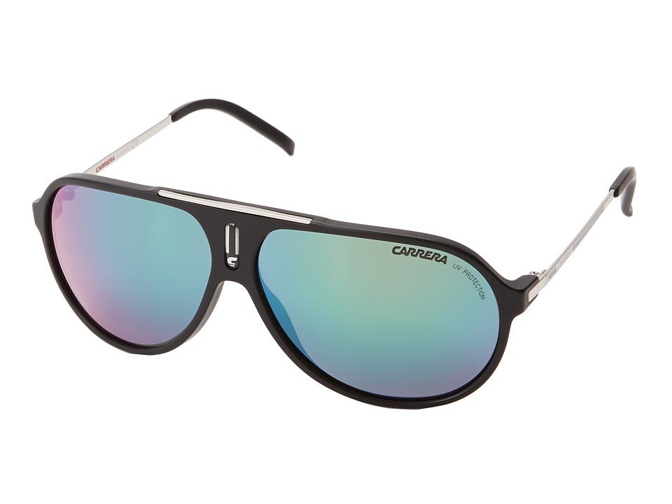 Carrera Hot/S Black Matte/Palladium/Black Mirror Fashion Sunglasses