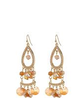 Jessica Simpson - Tuileries Drama Chain Earrings