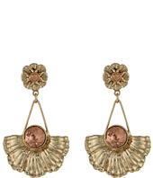Jessica Simpson - Petal To The Metal Large Petal Earrings