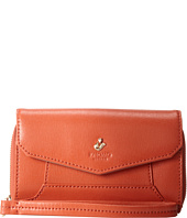 KNOMO London - Seymour Leather Smartphone Wristlet