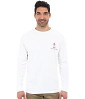 Vineyard Vines - Lighthosue L/S Graphic Pocket T-Shirt