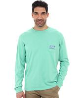 Vineyard Vines - Whale Water L/S Graphic Pocket T-Shirt