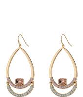 Jessica Simpson - Peachy Keen Double Drop Earrings