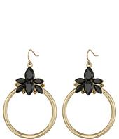 Jessica Simpson - The Social Club Cluster Hoop Earrings