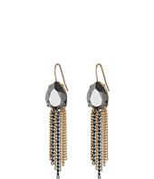 Jessica Simpson - On the Fringe Stone Earrings