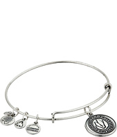 Alex and Ani - Rhode Island College® Logo Charm Bangle