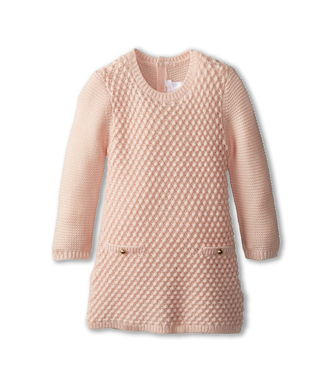 Knit Dimple Stitch In The Round : Chloe Kids Knit Dimple Stitch Dress (Infant) - Zappos.com Free Shipping BOTH ...