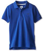 Armani Junior - Short Sleeve Polo (Toddler/Little Kids/Big Kids)