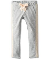 Chloe Kids - Fleece Trousers With Satin Side Panel (Toddler/Little Kids)