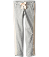 Chloe Kids - Fleece Trousers With Satin Side Panel (Little Kids/Big Kids)