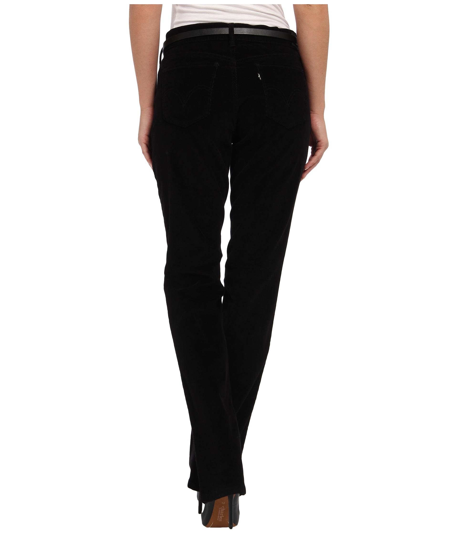 Womens Levi S 505 Straight Leg Jeans