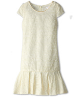 Chloe Kids - Lurex Fabricated Dress Inspired From Womens (Big Kids)