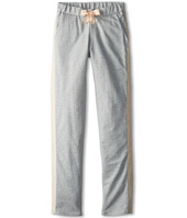 Chloe Kids - Fleece Trousers With Satin Side Panel (Big Kids)