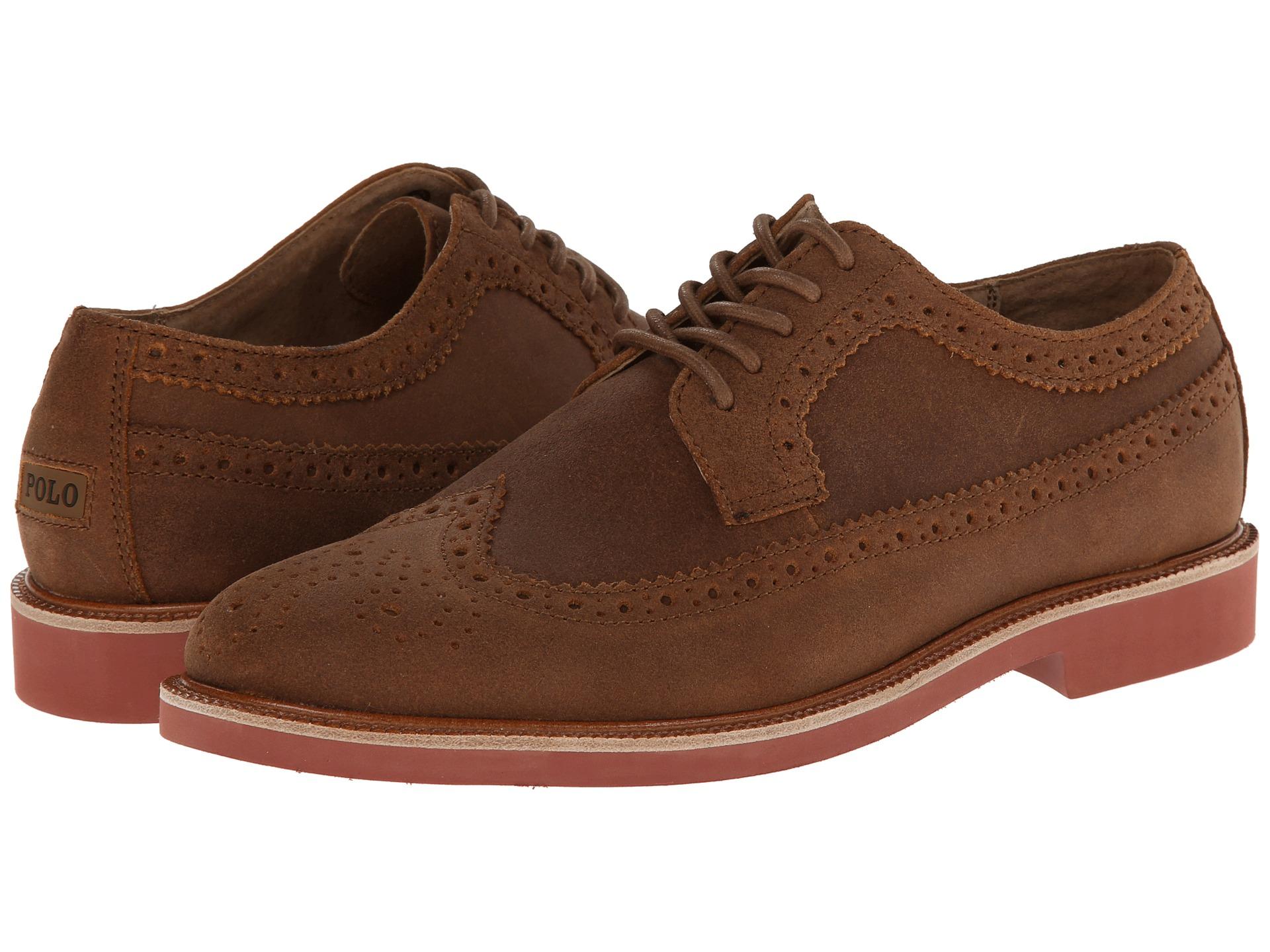 Polo Ralph Lauren Torrington Oxford Shoes