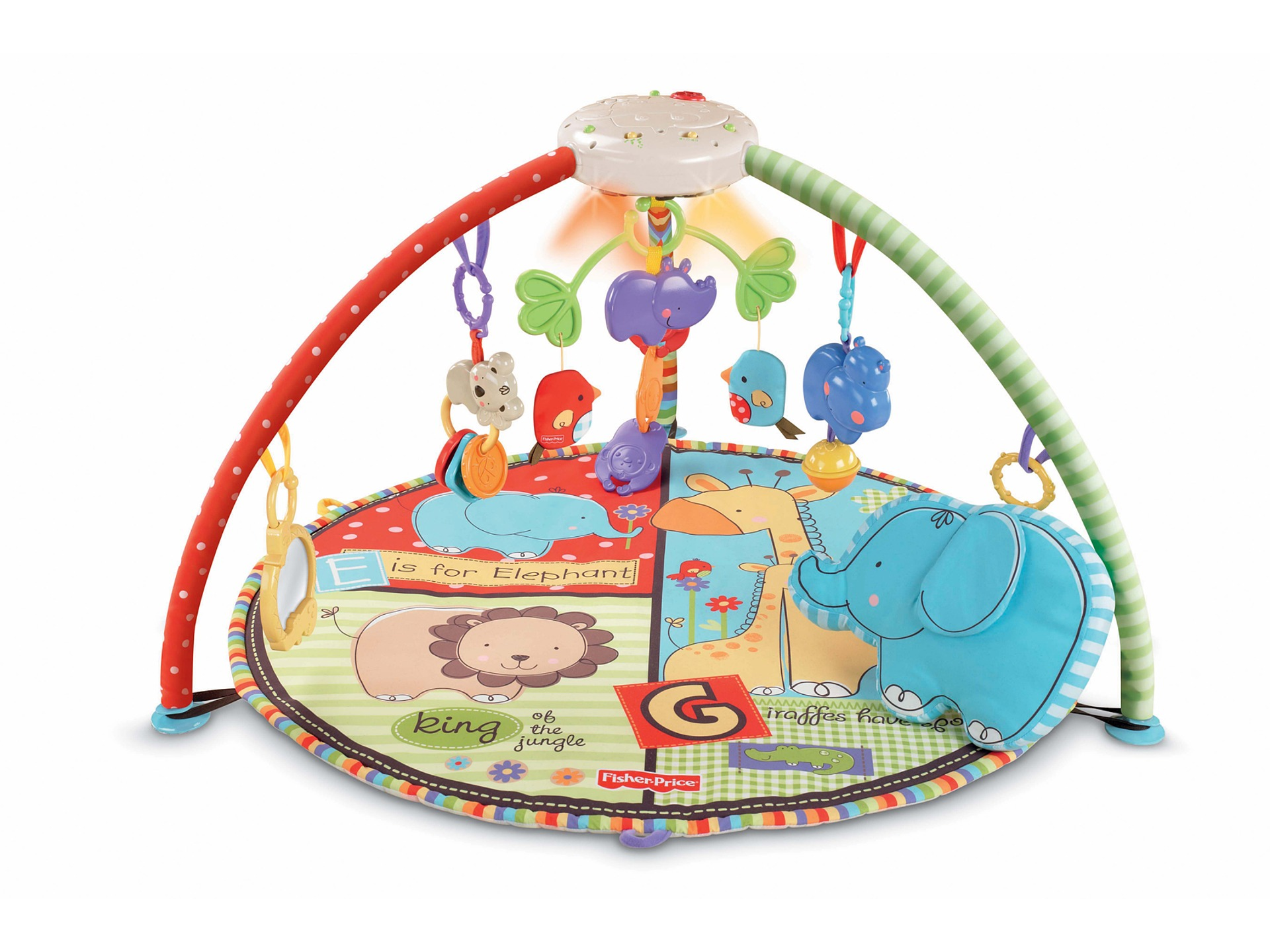 fisher price deluxe musical mobile