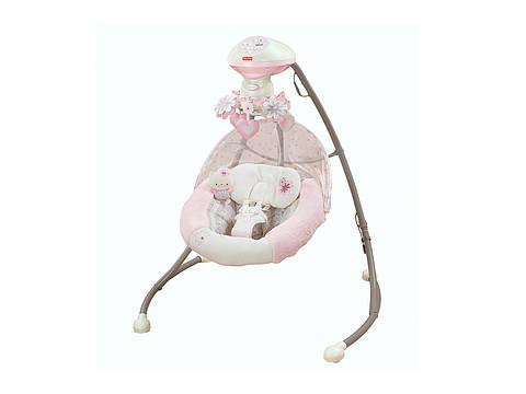 Fisher Price My Little Sweetie Cradle Swing - My Little Sweetie
