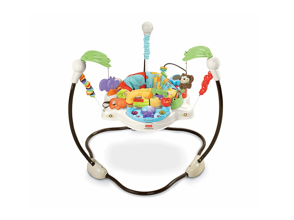 Fisher Price Jumperoo Luv U Zoo Multi Strollers Travel