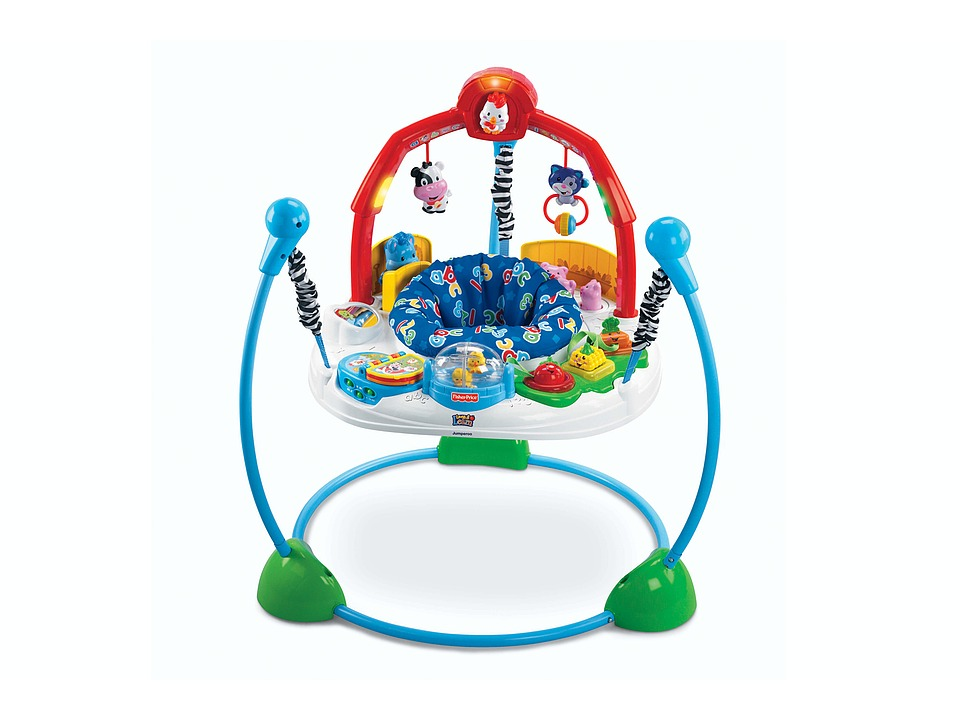Fisher Price Jumperoo Laugh n Learn Multi Strollers Travel