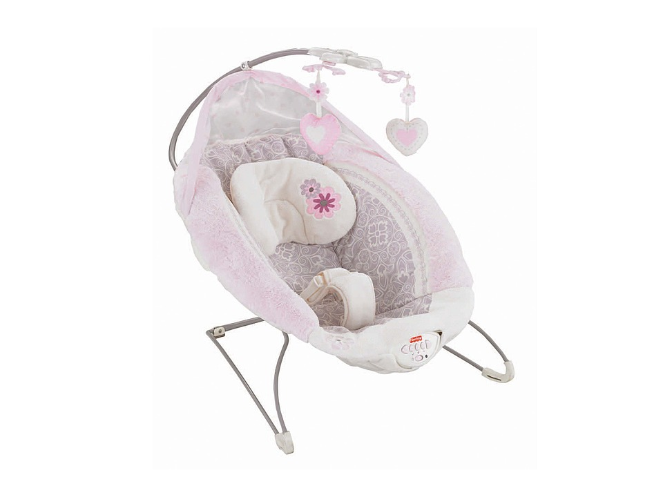 Fisher Price My Little Sweetie Delux Bouncer My Little Sweetie Strollers Travel