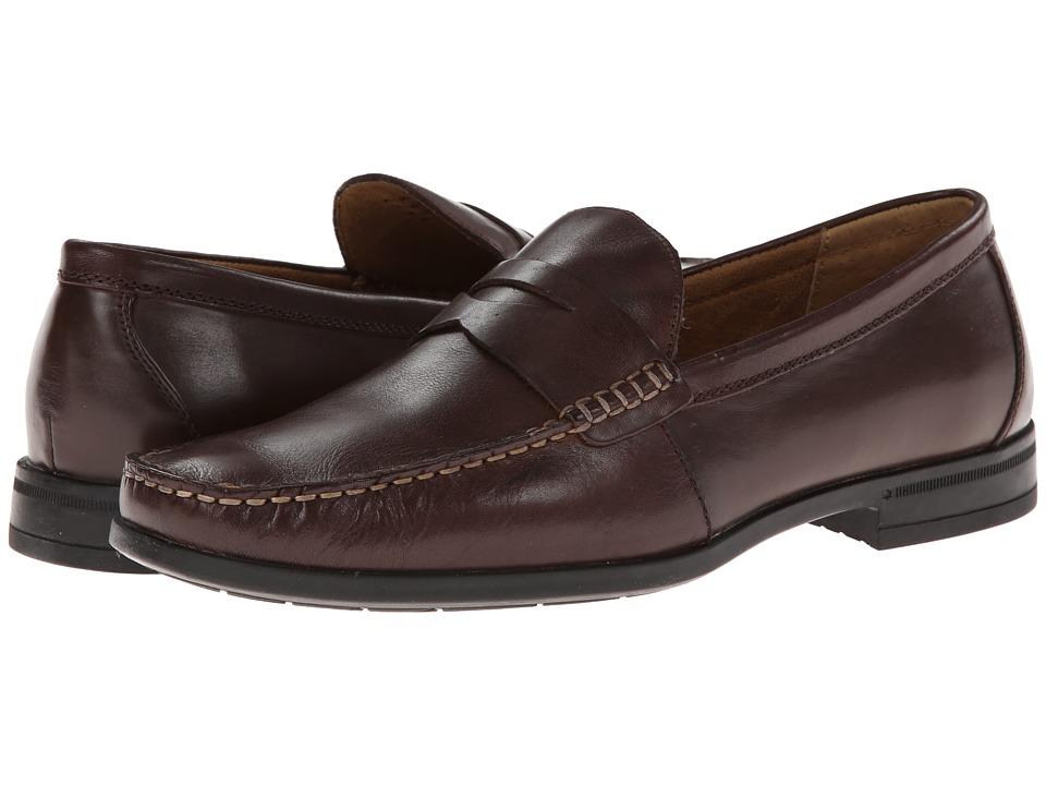 Nunn Bush - Westby Penny Slip-On Penny Loafer (Brown) Men