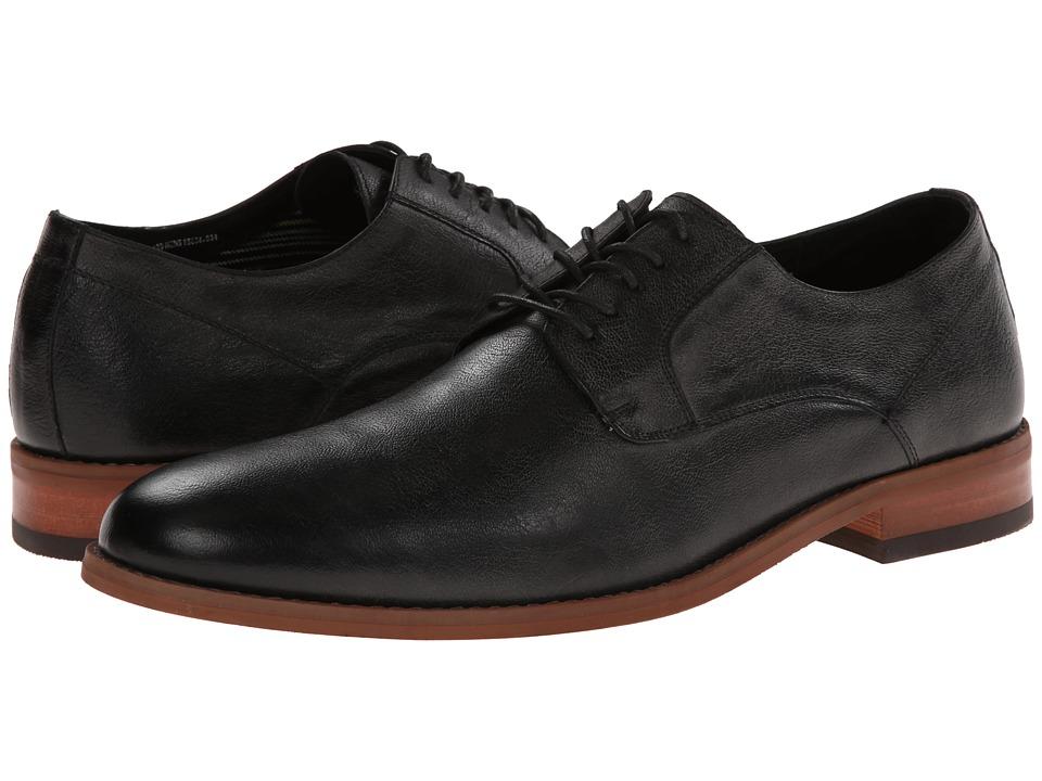 Florsheim Rockit Plain Toe Oxford (Black) Men