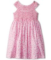 Elephantito  Smocked Dress (Toddler/Little Kids/Big Kids)   image